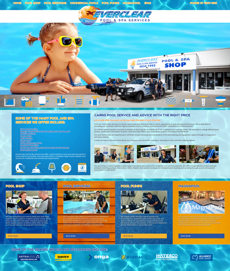 townsville website design