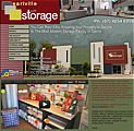 self storage townsville website design